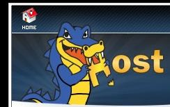 HostGator cPanel home
