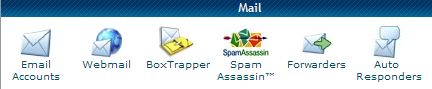 HostGator cPanel email